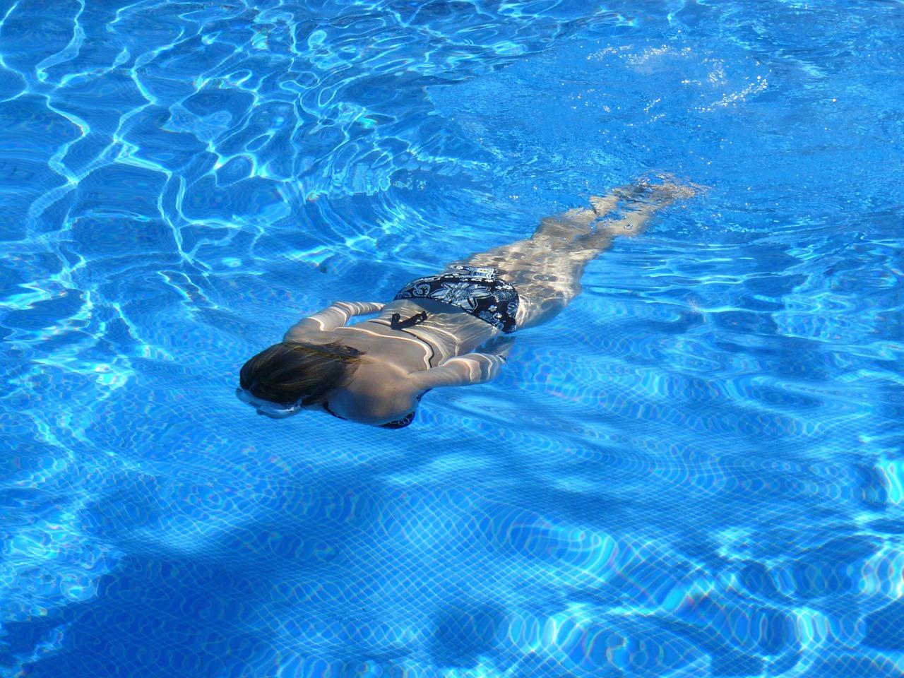 natation après grossesse
