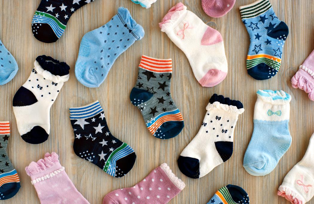 6 conseils pour bien choisir des chaussettes pour son bébé